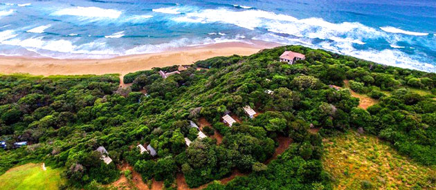 Sky Island Eco Resort - Ponta Malongane accommodation - Southern Mozambique