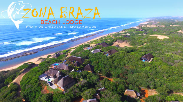 ZONA BRAZA BEACH LODGE - Xai Xai