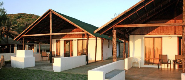 Zavora Lodge - Mozambique accommodation