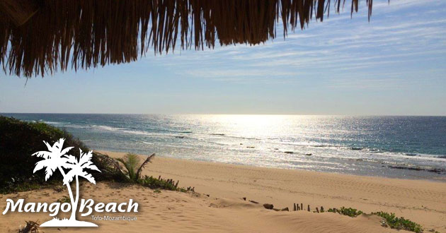 Mango Beach Lodge - Tofo accommodation - Mozambique