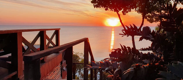 Nahyeeni Lodge - Inhaca Island accommodation - Mozambique