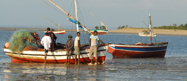 Quelimane is a seaport located in the Zambezia Province of Mozambique.